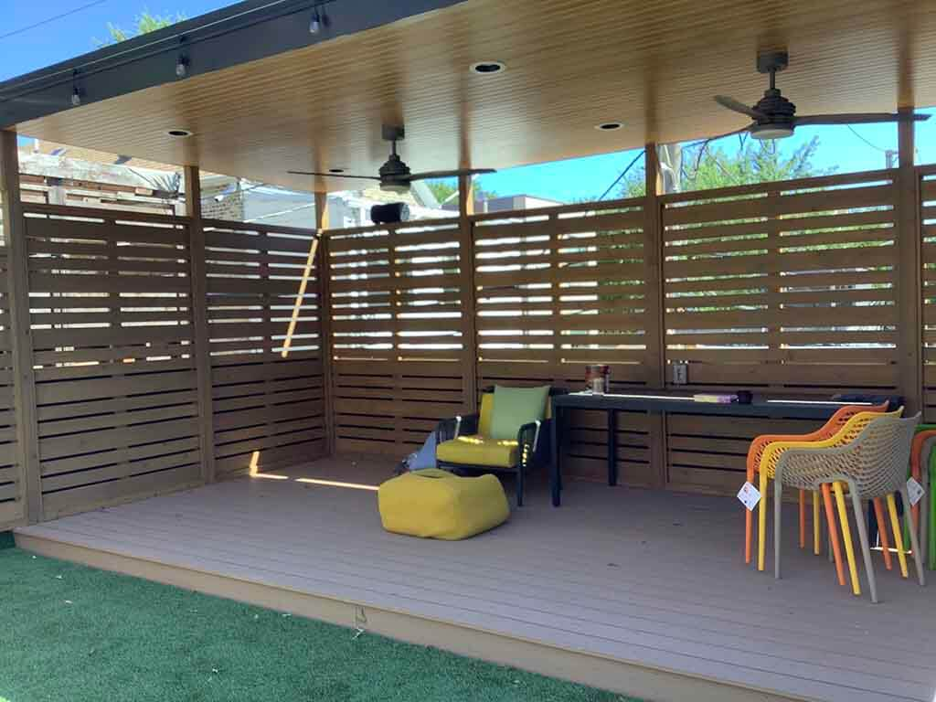 Outdoor Pavilions