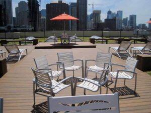 Commercial Rooftop Deck